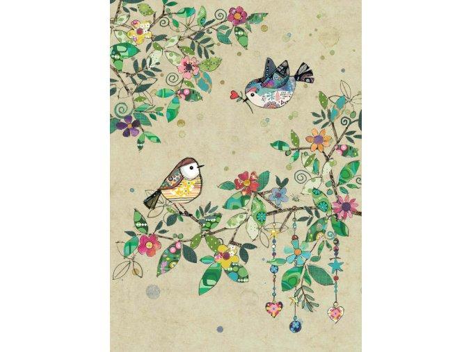 D180 Romantic Birds