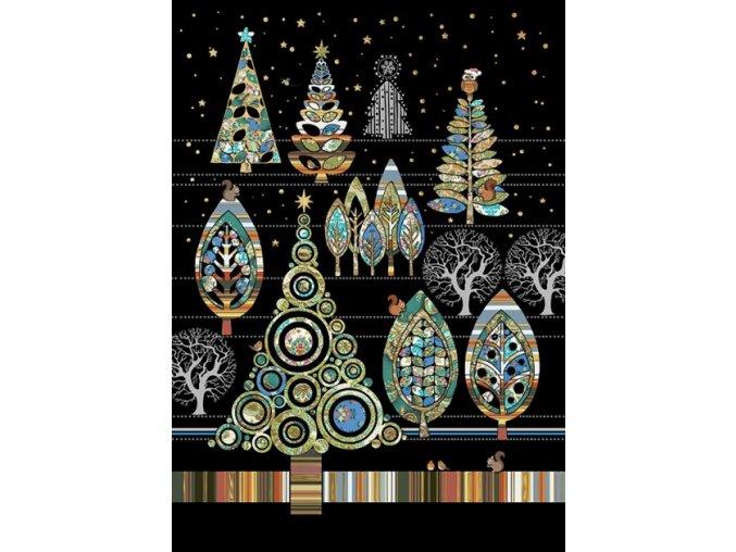 mc044 christmas forest 449x630