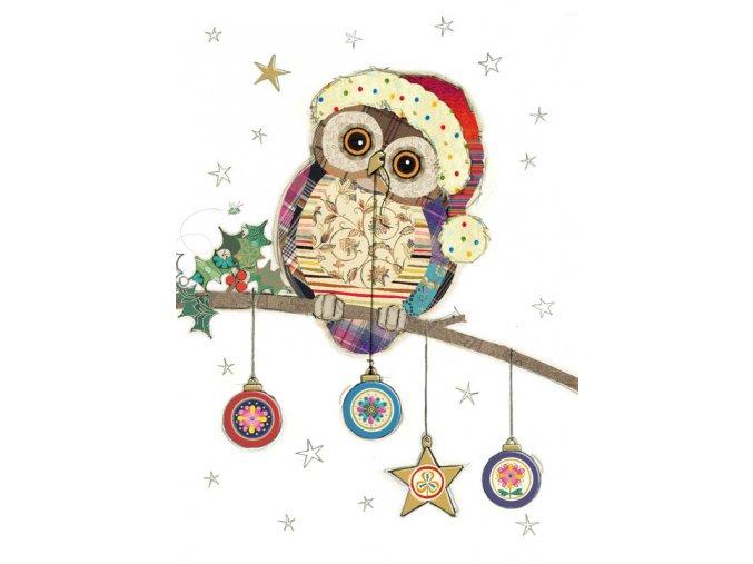 GC003 Owl Baubles