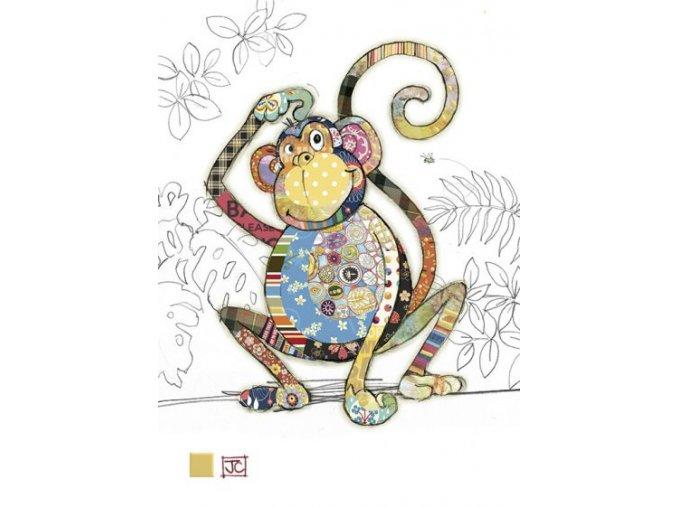 G008 Monty Monkey 400x561