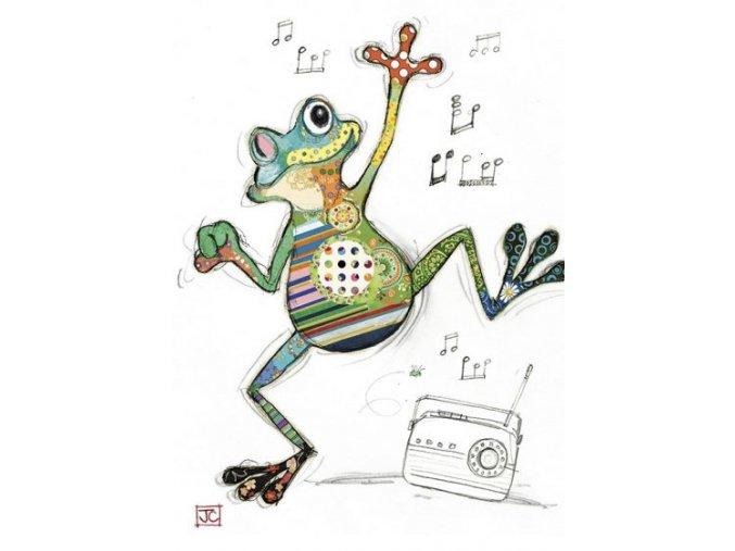 G009 Freddy Frog 400x561