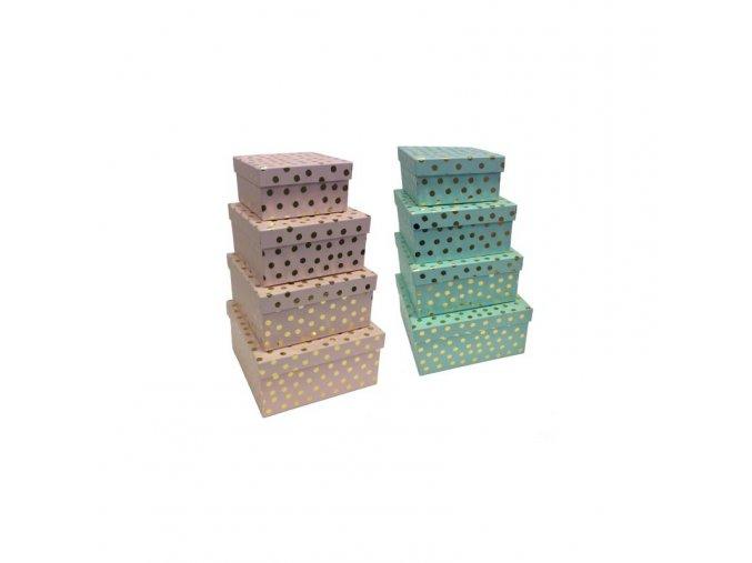 krabice set 4 ks box0032
