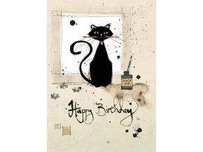 H016 Ink Cat