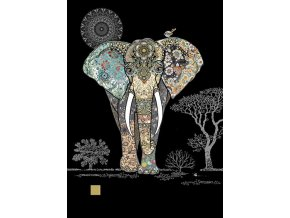 m129 decorative elephant
