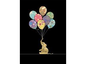 M156 Elephant Balloons