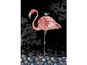 M143 Pink Flamingo