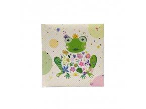 Fotoalbum Happy Frog, GOLDBUCH