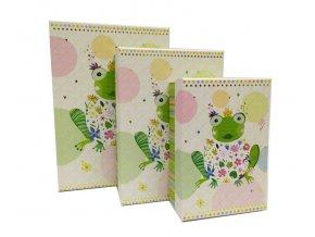 Dárková krabice GOLDBUCH-Happy Frog (3 KS)