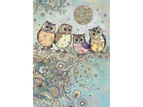 E035 Four Owls