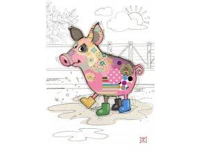 G027 Pablo Pig