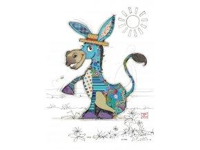 G029 Diego Donkey
