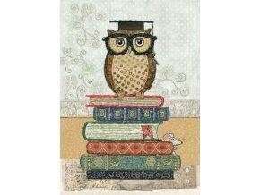 A030 Book Owl