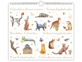 Kalendář 5776 QP