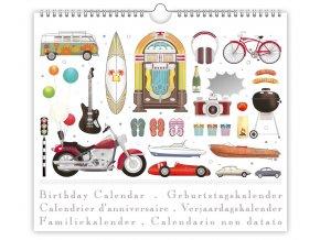 Kalendář 5965 QP