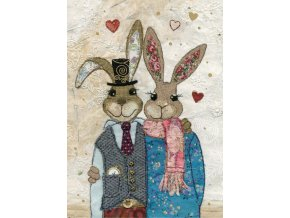A033 Rabbit Couple