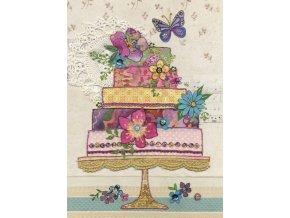 A041 Flower Cake