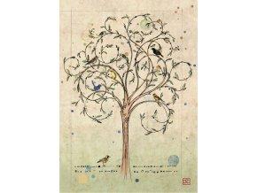 d076 bird tree