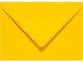 žlutá s texturou plátna