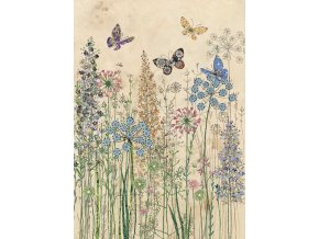 D182 Butterfly Grasses