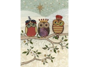 ac003 three wise owls 449x630