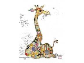 G002 Gerry Giraffe 449x630