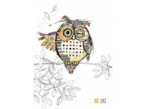 G004 Ollie Owl 400x561