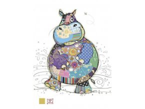G005 Harry Hippo 400x561