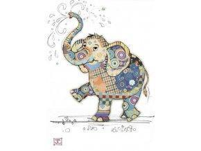 G010 Eddie Elephant 400x561