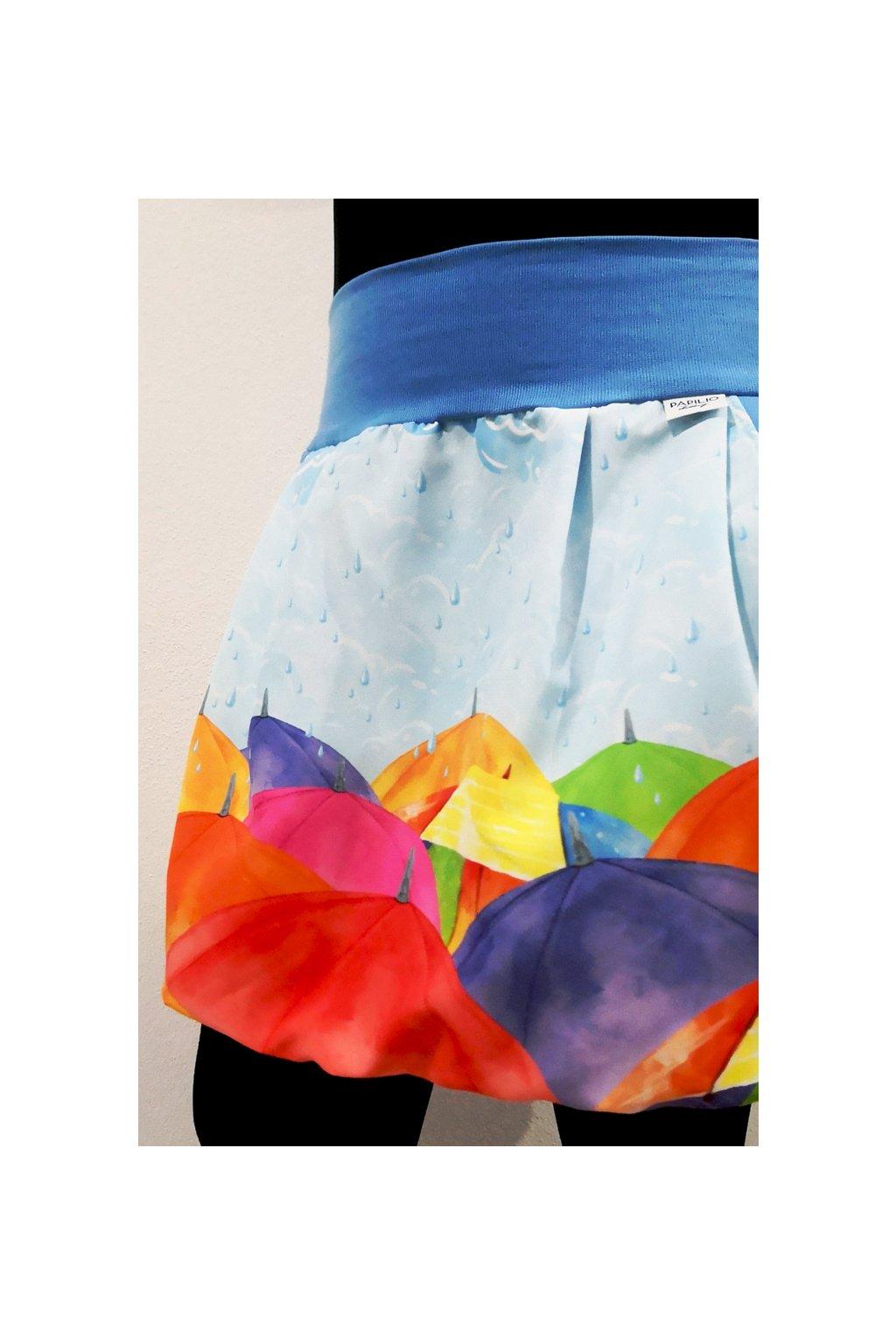 Balonová sukně Kamarádka do deště | micropeach