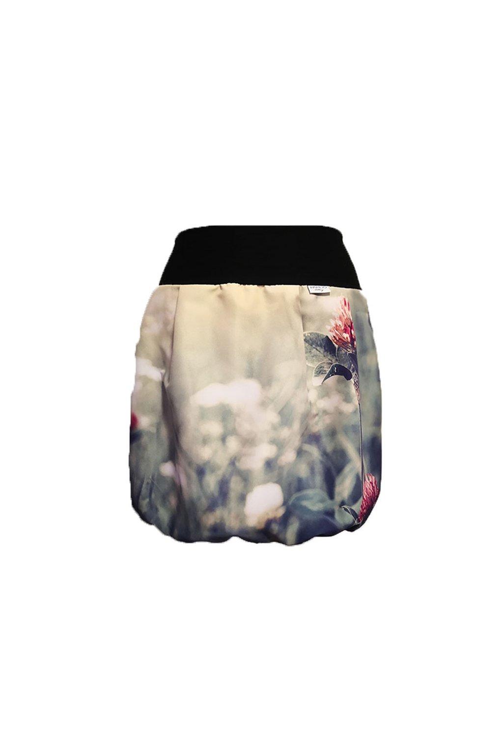 Jetelíček v květu | polyester