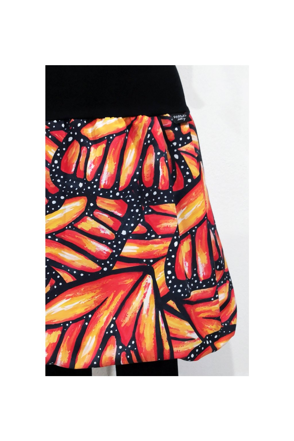 Balonová sukně Křídla motýlů | micropeach