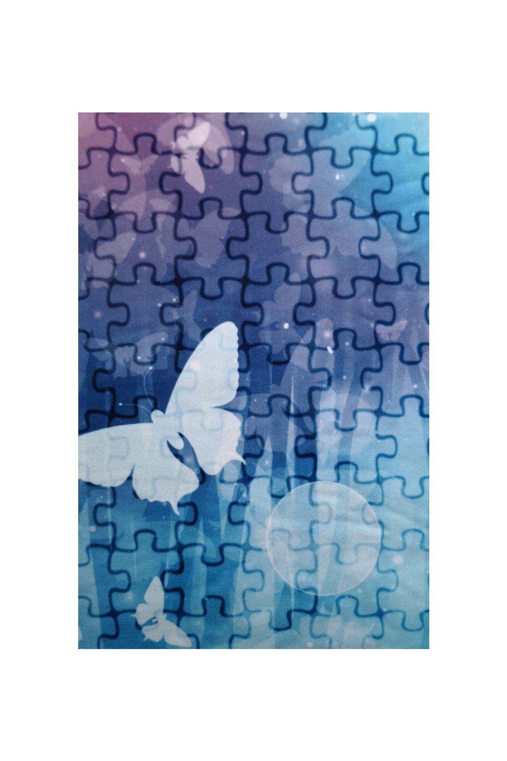 Sukně na míru Puzzle | úplet