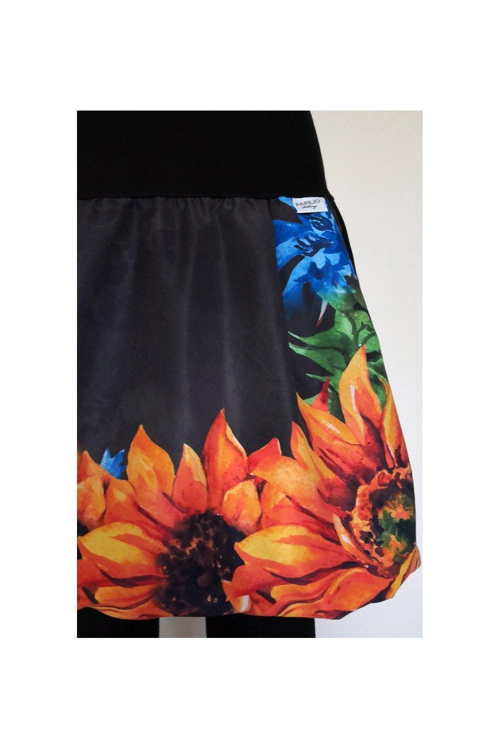 Balonová sukně Jako slunečnice... | micropeach