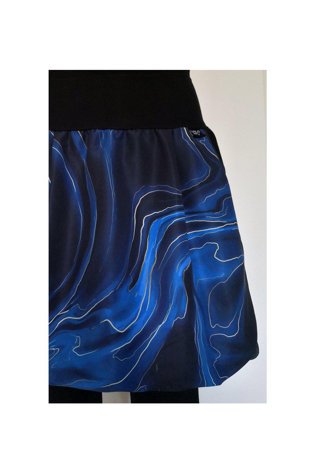 Balonová sukně Mramor | micropeach