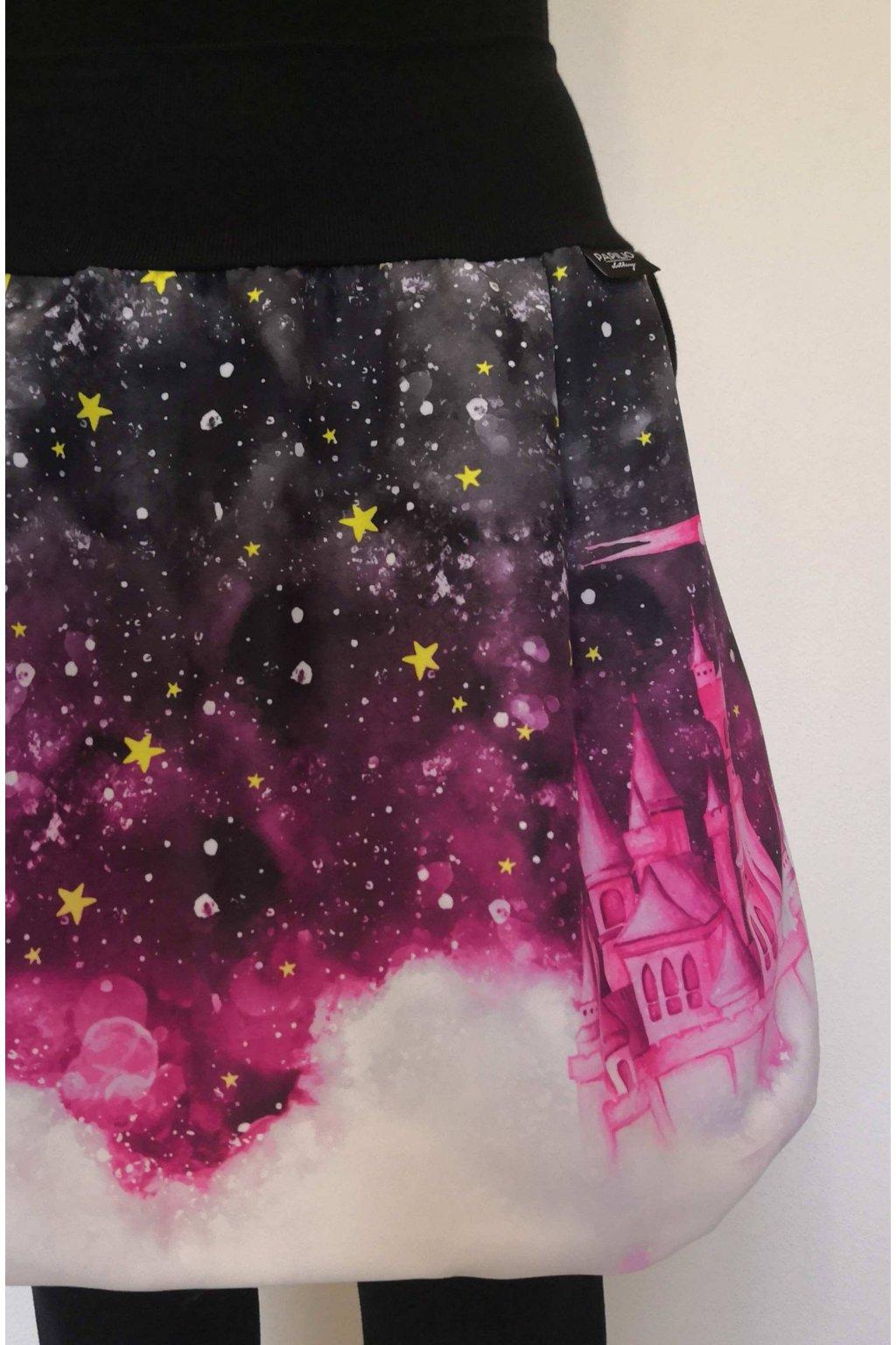 balonova sukne zamek papilio clothing (4)