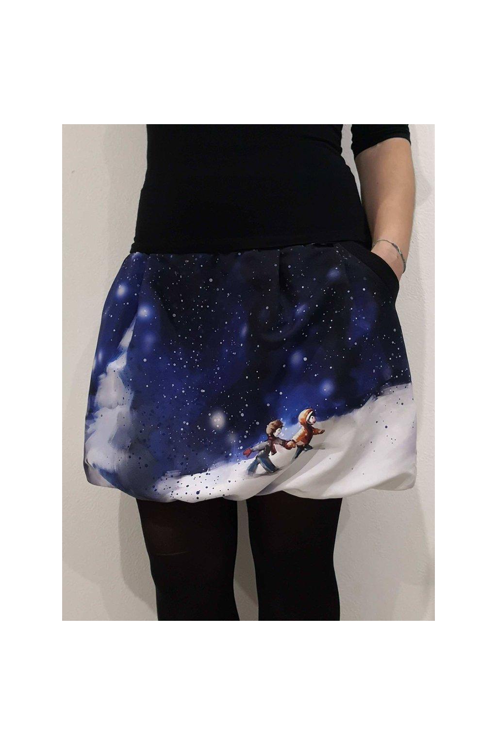 balonova sukne prvni snih papilio clothing