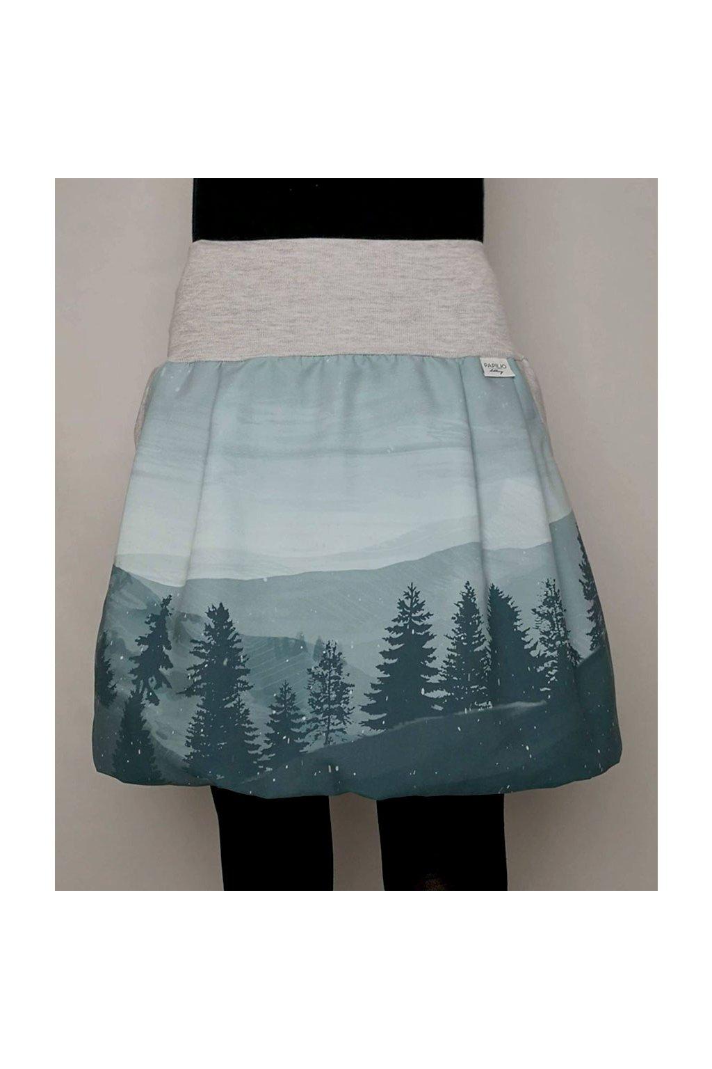 balonova sukne hory papilio clothing