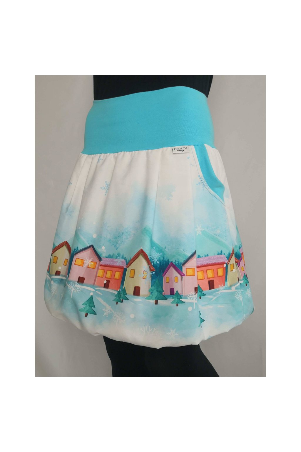balonova sukne vesnicka papilio clothing