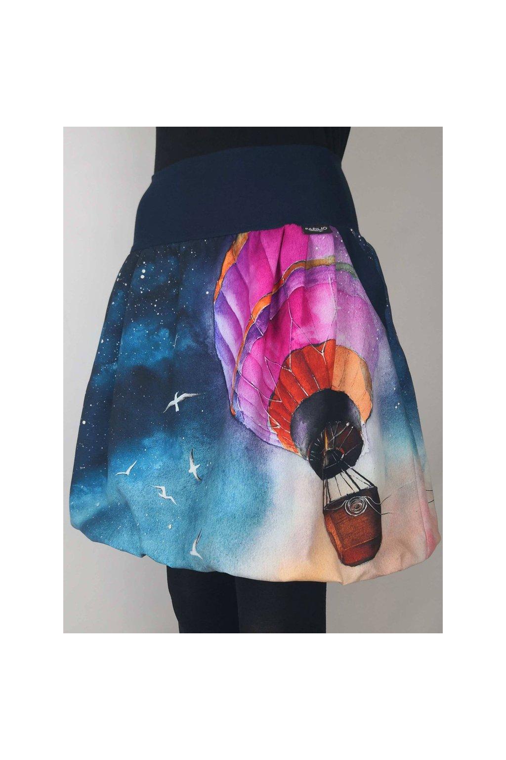 balonova sukne k oblakum papilio clothing