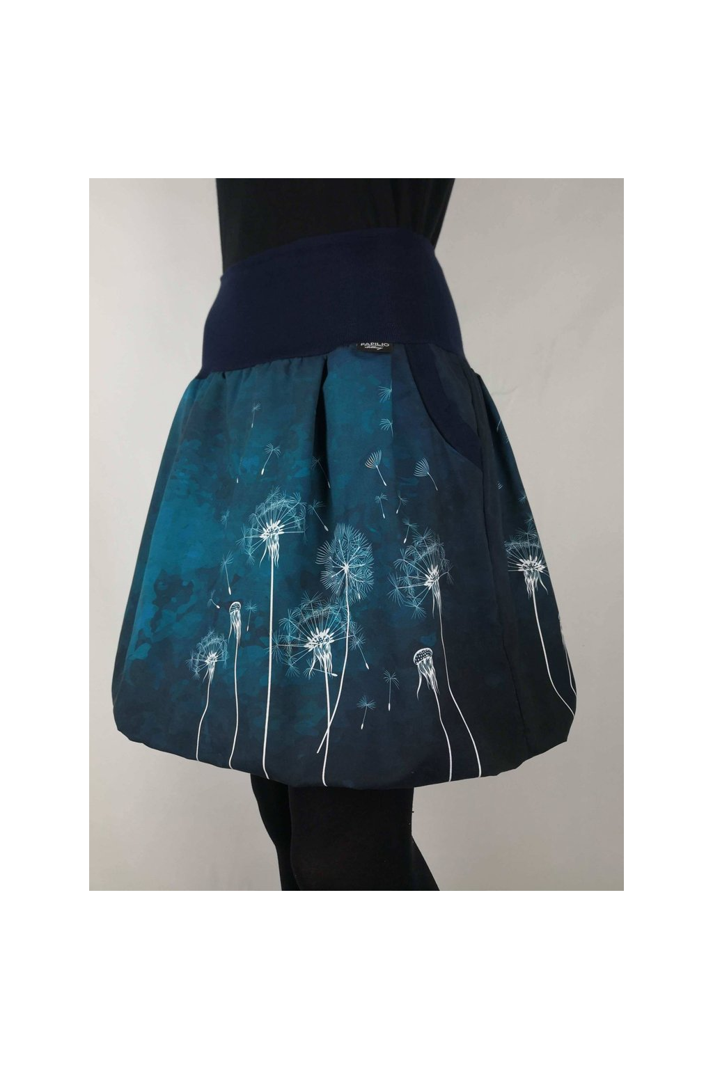 balonova sukne papilio clothing pampelisky