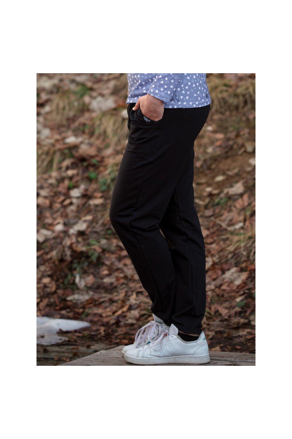 teplaky cerne papilio clothing (1)