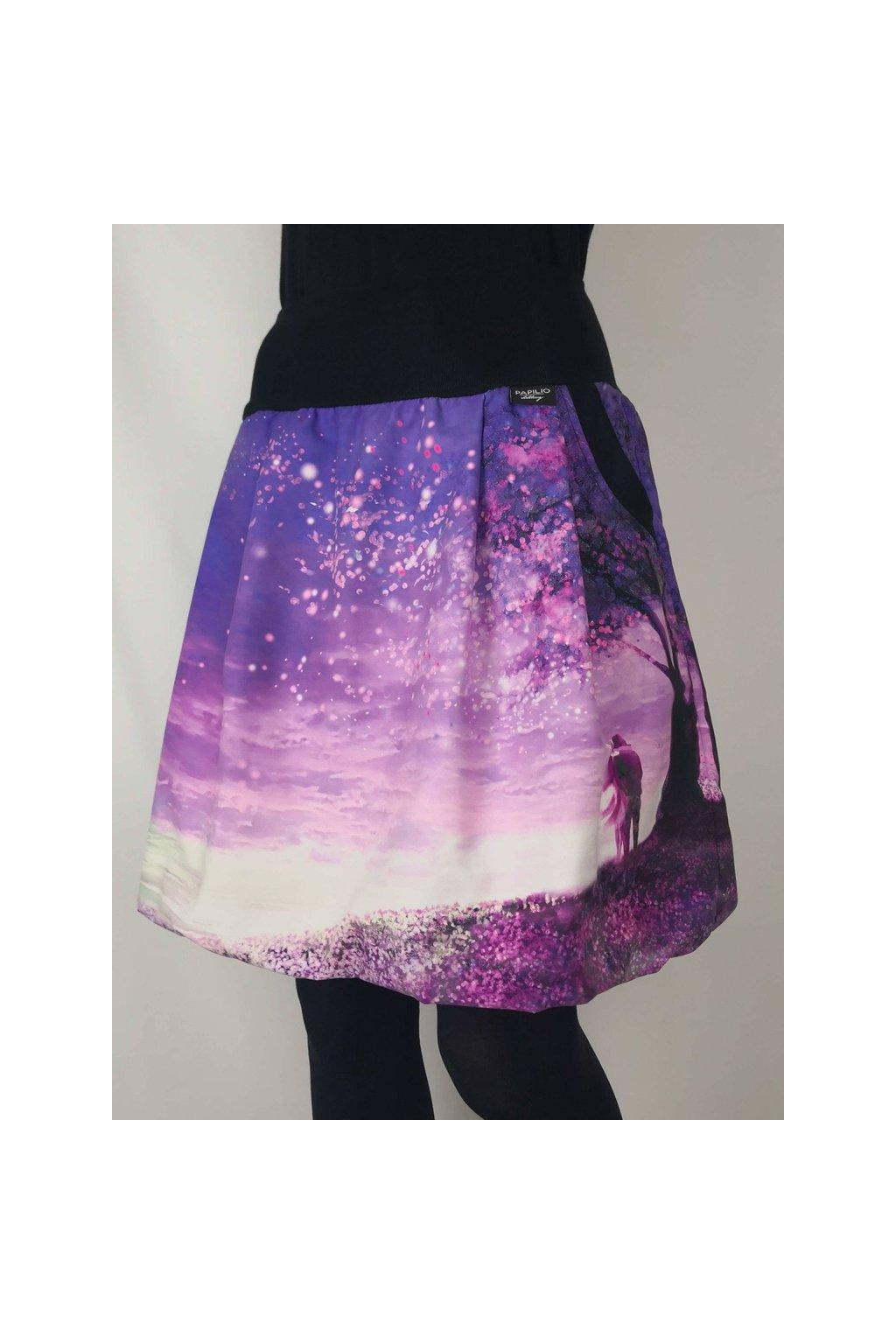 balonova sukne jarni romance papilio clothing