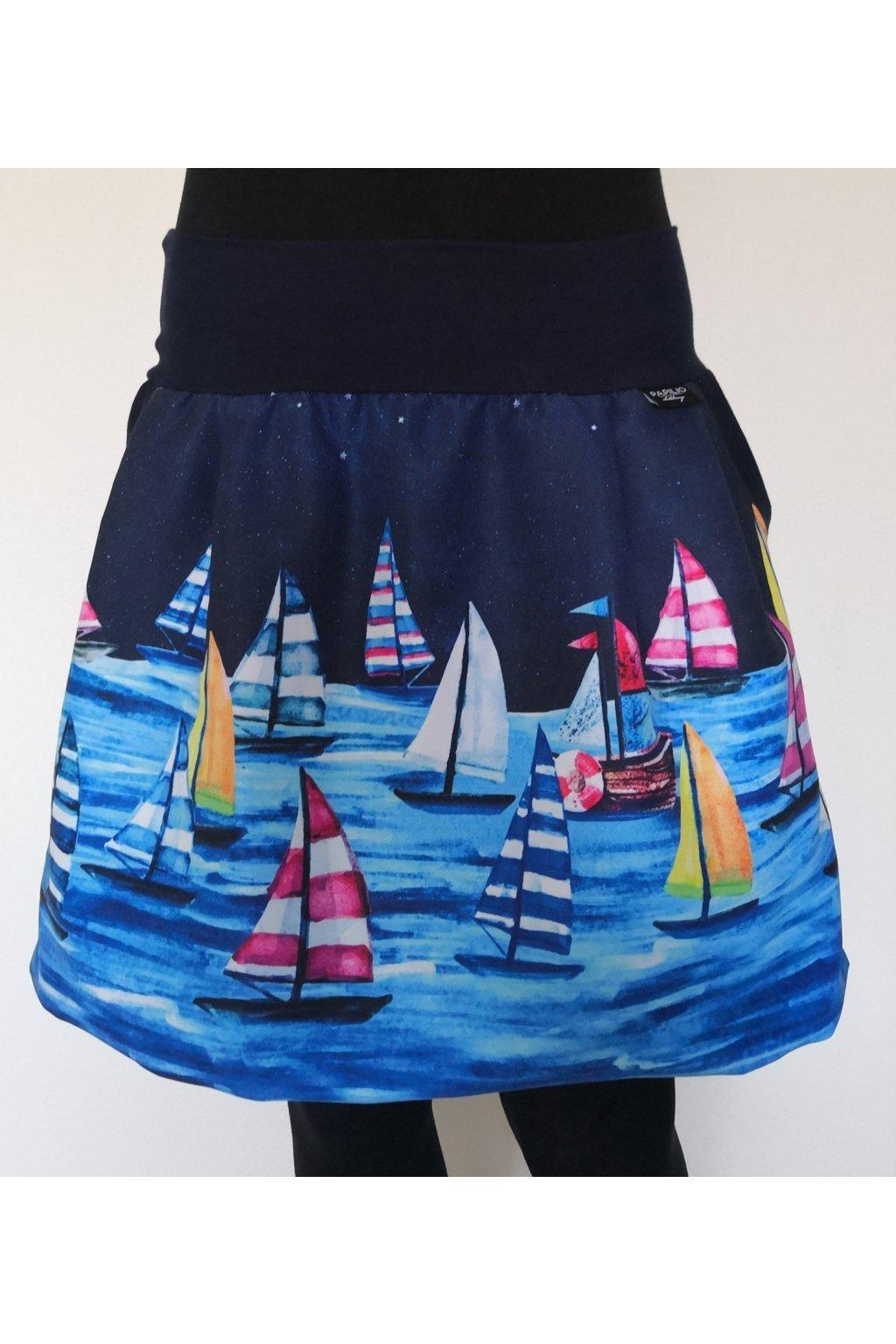 plachetnice sukne papiloclothing