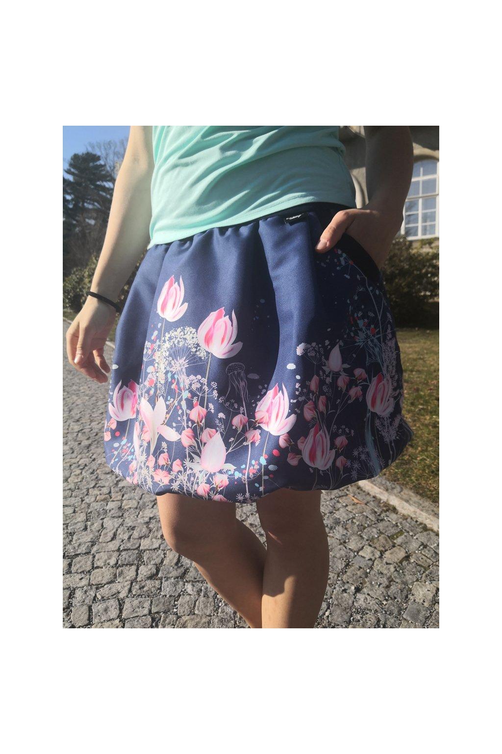 balonova sukne tulipany papilio clothing