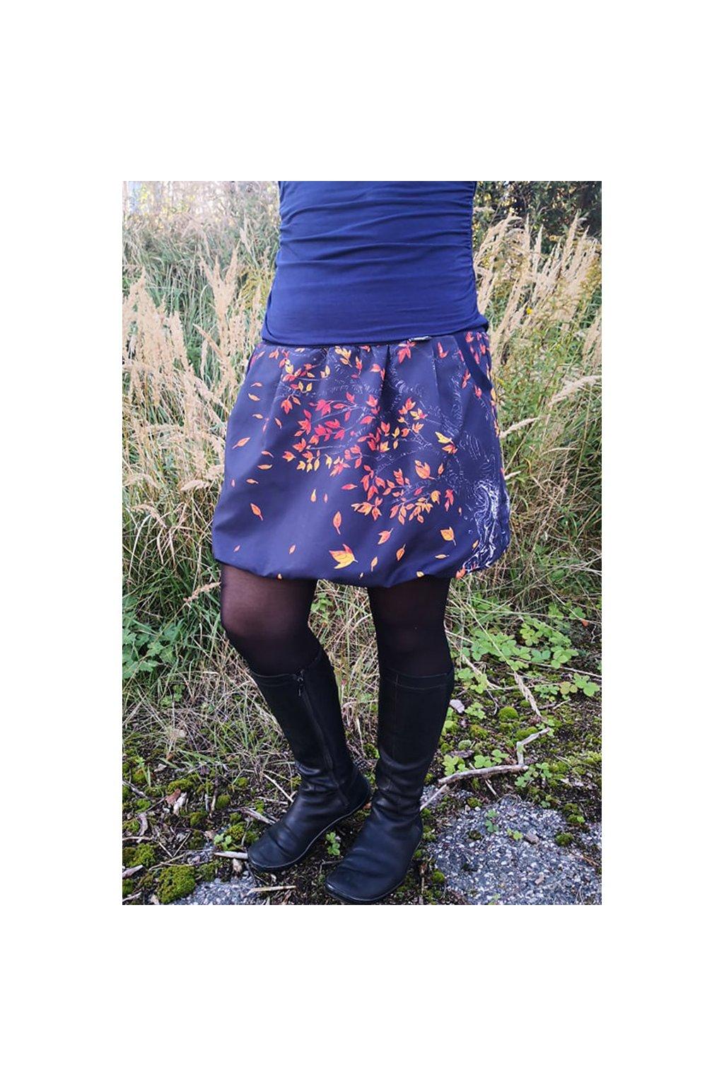 podzimni sukne papilio clothing