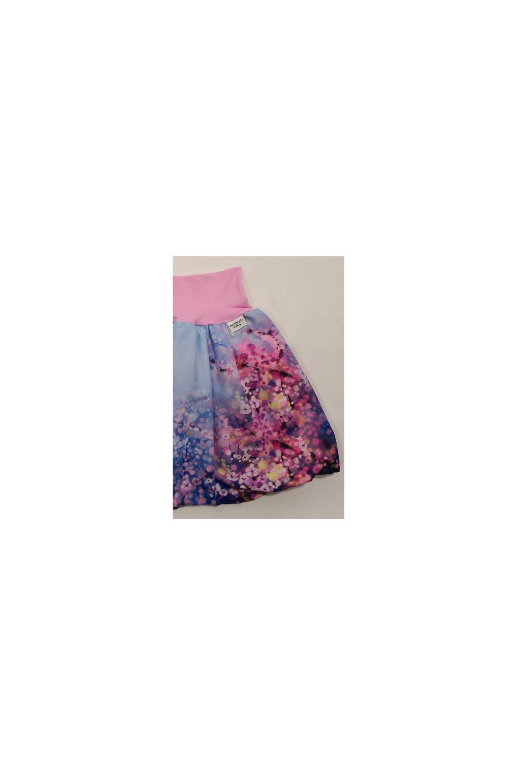 Růžový keř   polyester