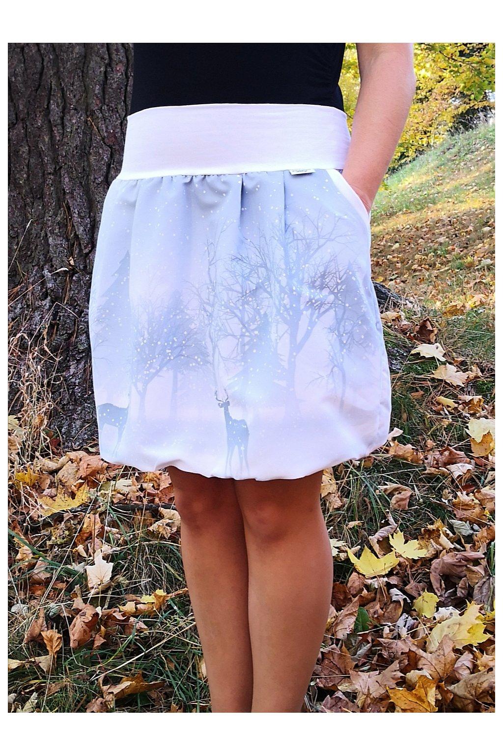 balonova sukne jelinci papilio clothing