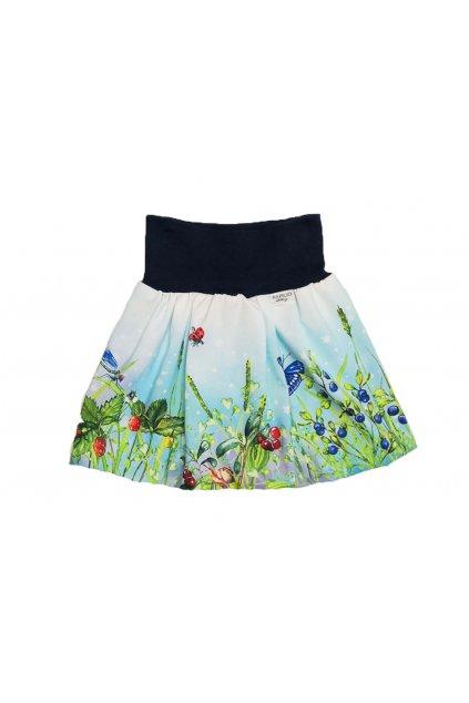 divci balonova sukne lesni jahudky II papilio clothing
