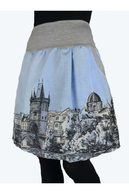 karluv most balonova sukne papilio clothing