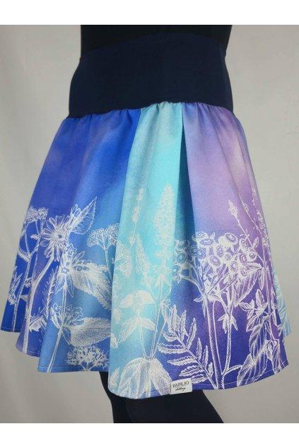 bylinka sukne balonova papilio clothing